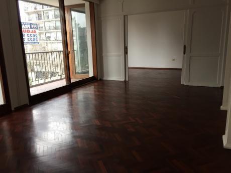 Alquiler Apartamento Villa Biarritz 3 Dorm Y Serv