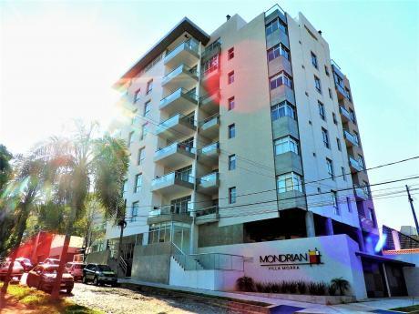 Alquilo Depto. 1 Dormitorio C/ Cochera - Villa Morra!!!