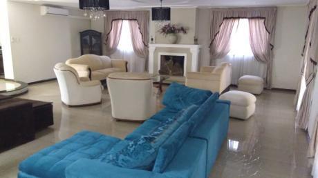 Alquilo Casa Amoblada En El Parana Country Club!