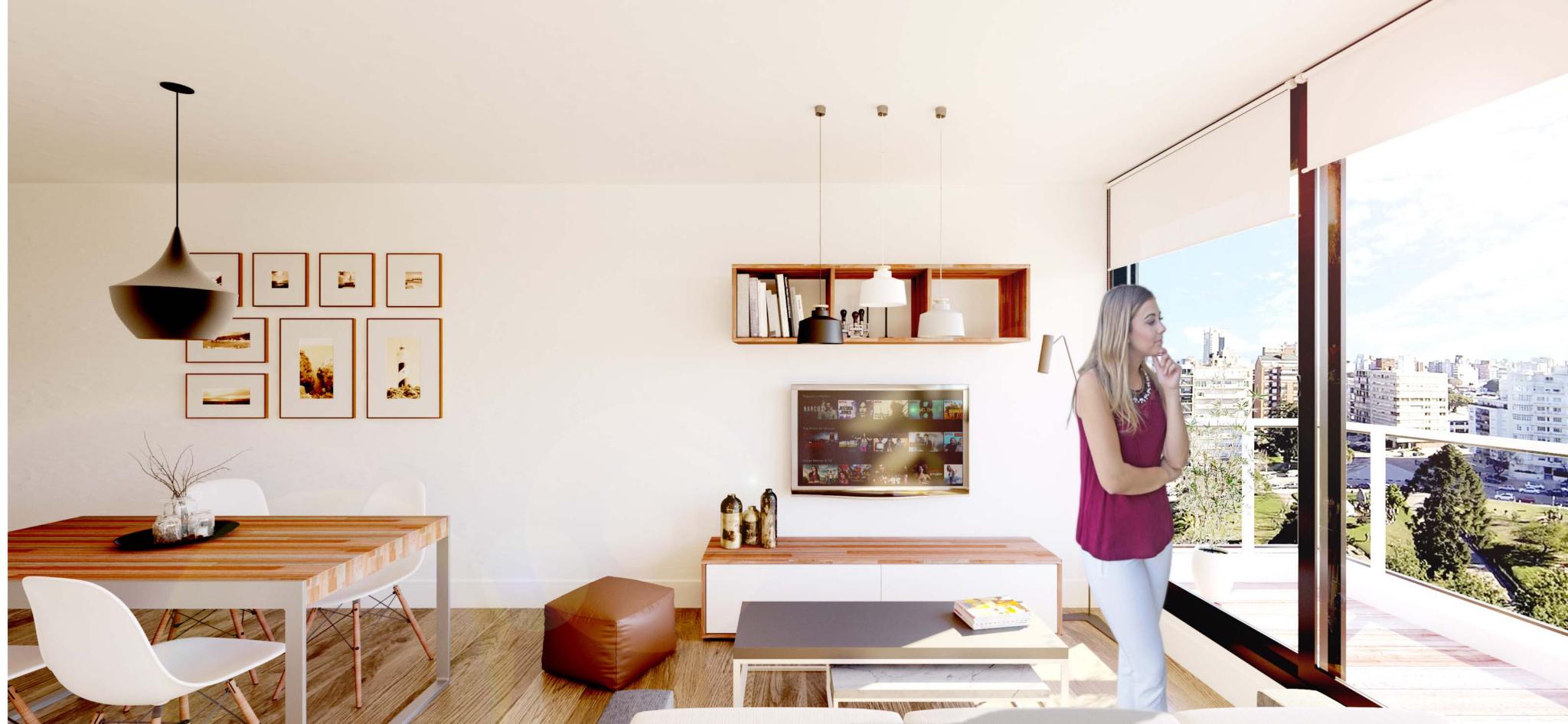 Luminosos Monoambientes Estrena 2020  - Villa Biarritz