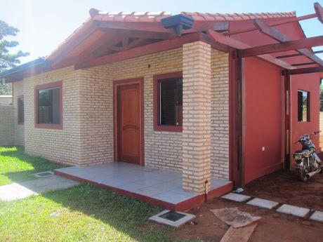 Vendo Casa A Estrenar Contado, Financiado O Permuta Por Terreno Zona Rakiura