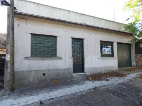 *** Reservado***   PadrÓn Único De 3 Dormitorios Garaje Y Fondo!!!