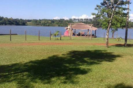 Vendo Terreno Sobre El Lago Acaray