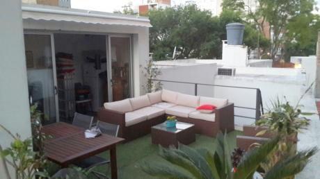 Apartamento Duplex, 1 Dormitorio, Terrazas, Parrillero