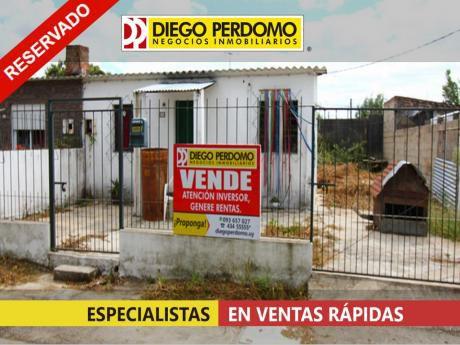 Casa En Venta, 1 Dormitorio, San José De Mayo