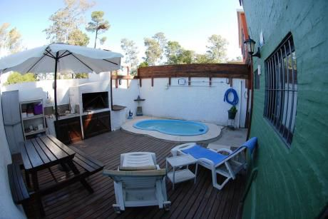 96568 - Casa En Venta En Parque Del Plata A 1 Cuadra Del Mar