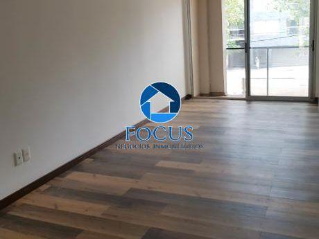 Estrene 1 Dormitorio Con Terraza Y Patio En Pocitos