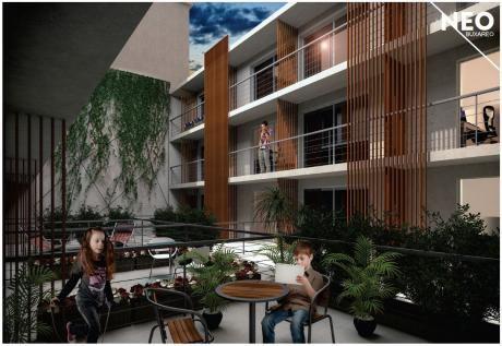 97384 - Apartamento Monoambiente En Venta En Pocitos