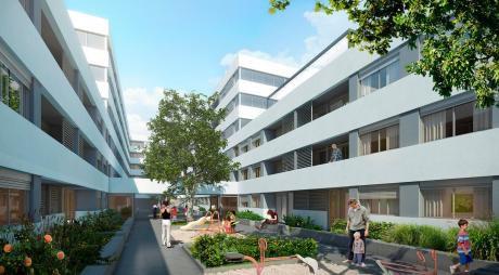 Apartamento De 2 Dormitorios Proximo A Nuevo Centro Shopping Nostrum Centenario