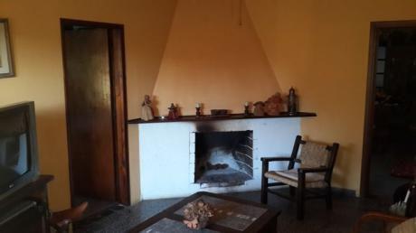 Id 10493 - Alquiler Hermoso Chalet En San Jose De Carrasco