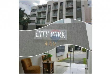 Alquilo Depto En Edif. City Park- Barrio Jara
