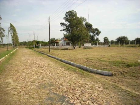 Vendo 4 Terrenos En Barrio Cerrado De Limpio