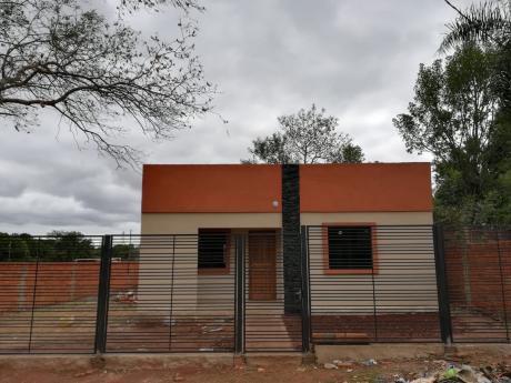 Vendo Casa A Estrenar En Reducto – San Lorenzo