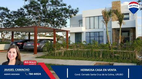 Hermosa Casa En Venta - Urubo