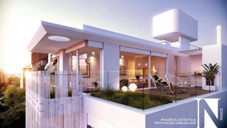 Estrene Penthouse 2 Dormitorios En Parque Batlle