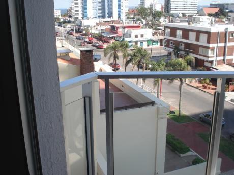 Alquilo Apartamento Punta Del Este 1 1/2 Dormitorio Con Todos Los Servicios