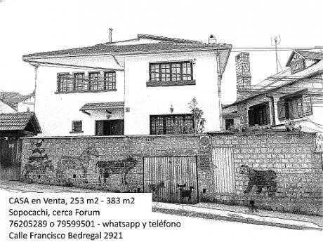 Casa En Sopocachi