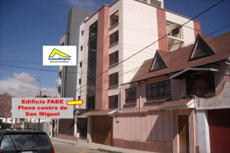 Departamento En Venta, San Miguel (calacoto), La Paz, Bolivia