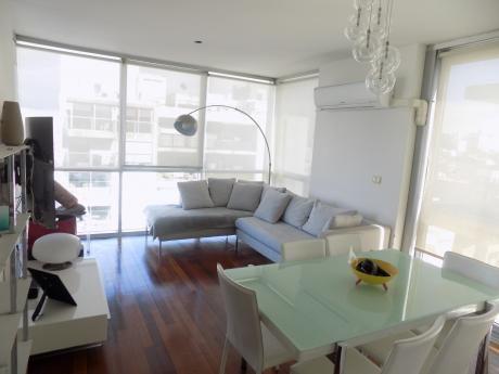 Impecable Apartamento A Metros Del Mar!