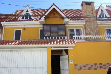 Hermosa Casa En Venta $us 280.000