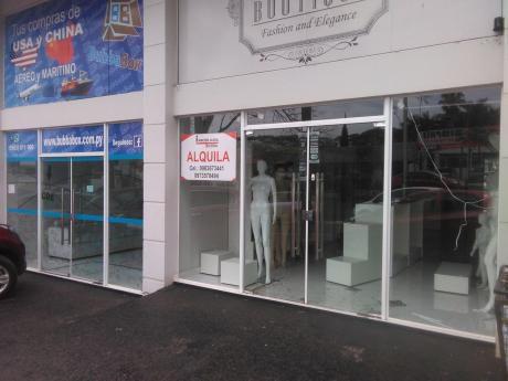 Alquilo Salon Comercial En El Barrio Boqueron!!