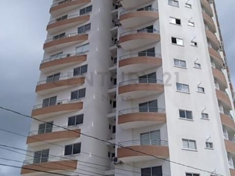 Lujoso Departamento A Estrenar De Dos Dormitorios En Sirari.