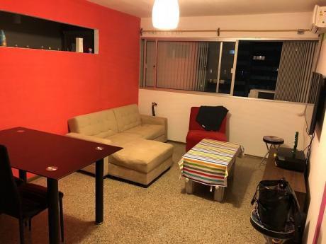 Apartamento De 3 Dormitorios En Malvin Norte
