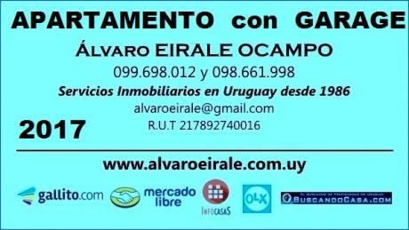 U120533 169.000= 18 De Julio Y Rio Branco Con Garage
