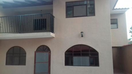 Casa En Alquiler 1er Y 2do Anillo Calle Charcas