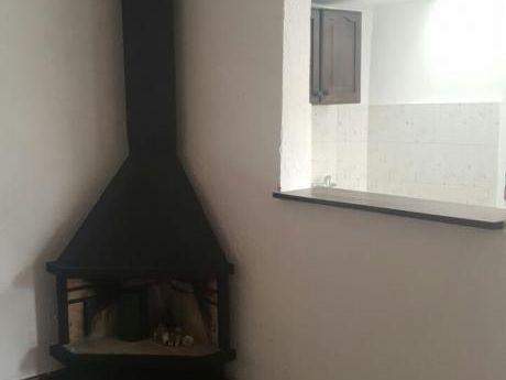 Orden De Venta 1 Dormitorio Living Con Estufa A Leña