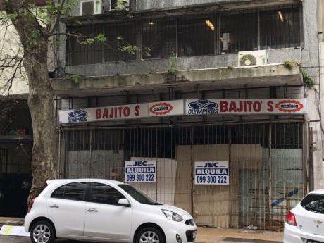 Alquiler De Edificio Y Local Comercial 255 M2 Sobre Colonia Esq. Yaguarón.