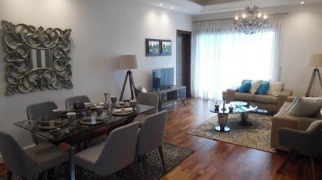 Alquilo Dpto Amoblado De 2 Dormitorios En Suite - Zona Paseo La Galería