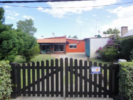 362pp Casa Enorme En Parque Del Plata Sur / Cerca Del Bus