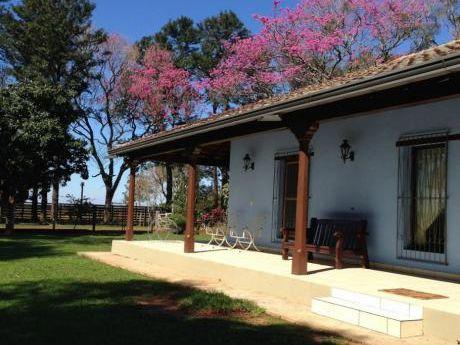 Tierra Inmobiliaria – MagnÍfica Estancia En Misiones A 7 Km De Ruta 1!
