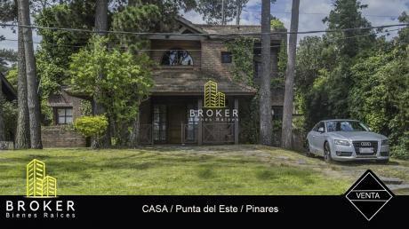 Casa De 3 Dormitorios En Pinares Parada 35