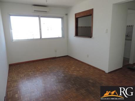 Apartamento 1 Dorm, Piso Alto, Excelente Vista!