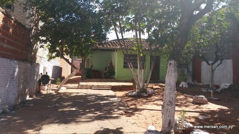 Terreno De 720 M2 Zona Terminal De Omnibus De Asuncion (386)