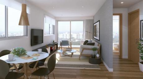 Venta Apartamento 1 Dormitorio. Punta Carretas 21 Y Williman