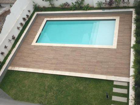 Alquilo  Departamento En Villa Morra C/amenities.