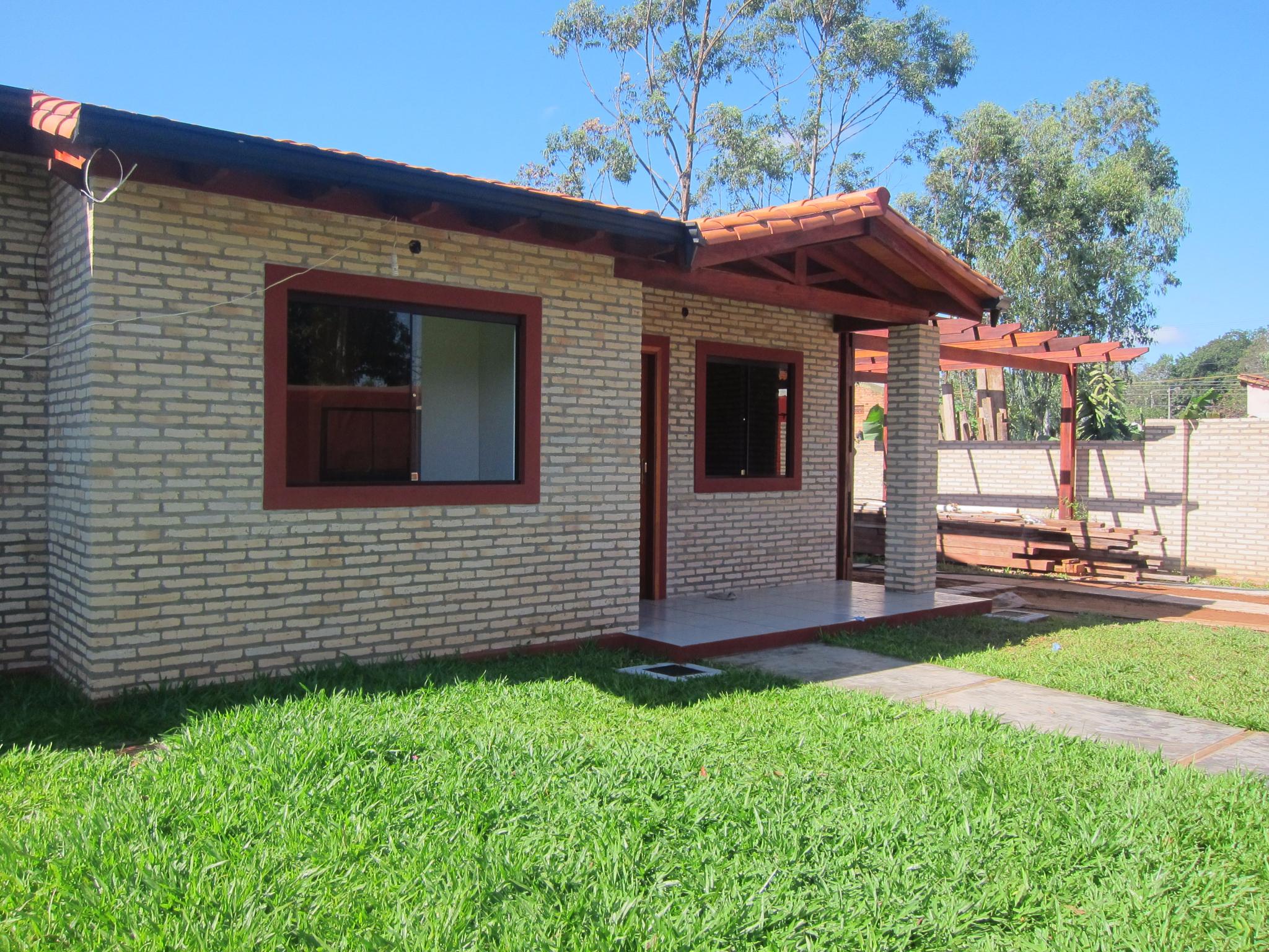 Vendo Casa A Estrenar De Tres Dormitorios Zona Rakiura Luque
