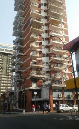 Alquilo A-061 Departamento Edificio Esmeralda - Centro De AsunciÓn