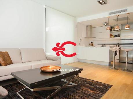Apartamento Equipado En Forum Puerto Del Buceo. Ref: 5907