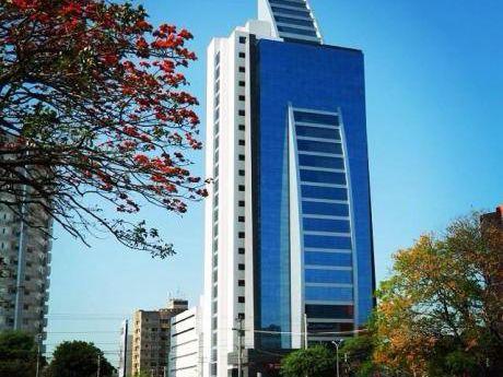 Oficina En Alquiler Edificio Torres Duo Sobre El 4to Anillo