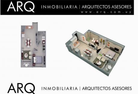 A Estrenar 1 Dormitorio Punta Carretas
