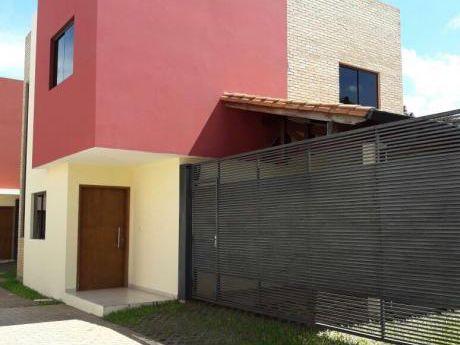 ¡oferta! Duplex En Condominio - Fernando De La Mora Z/ Norte
