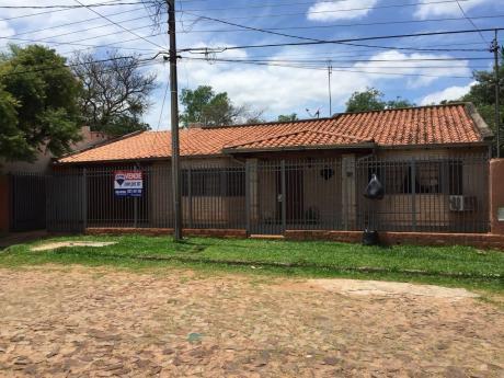 Vendo Casa Luque Zona Conmebol