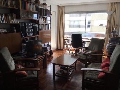Apartamento 2 Dormitorios 2 Baños  Parque Rodo Impecable