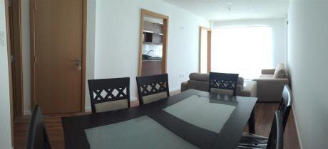 Apto Pocitos , 2 Dormitorios, 2 Baños, Patio, Gge Doble, Parrillero Con Muebles