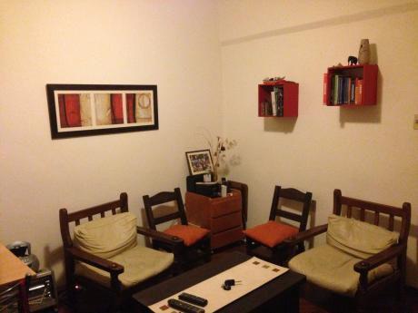 Disponible En Enero Apartamento 1 Dormitorio Alquiler Pocitos Contrafrente