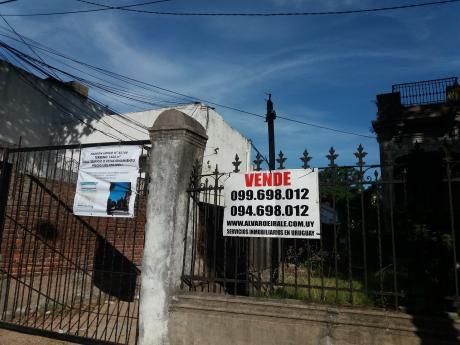 #casa En Terreno 1.434 M2* Av. San Martin 3606